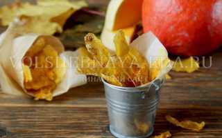 Чипсы в домашних условиях – рецепты закуски из картофеля, тыквы, бананов и мяса