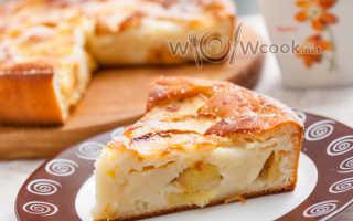Заливной пирог на кефире – рецепты с фаршем, капустой, картофелем, яблоками и вишней
