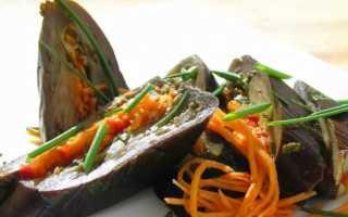 Квашеные баклажаны – рецепты с морковью, зеленью, чесноком в банках и под гнетом
