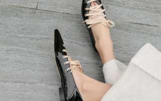 Модные женские туфли на шнуровке – лаковые, замшевые, на каблуке и без, тракторной подошве, платформе, закрытые туфли на шнурках