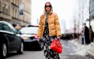 Стильные и красивые пуховики – длинные, короткие, ниже колена, с мехом, приталенный, платье, зефирка, для полных, брендовые, как носить?