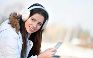 Женские зимние меховые наушники – белые, розовые, черные, из натурального меха норки, песца, овчины