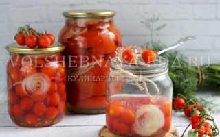 Закуска из помидор на зиму – рецепты томатов в желатине, с луком, огурцами, перцем
