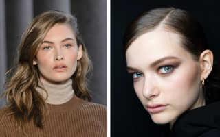 Модный макияж осень 2020 – тенденции, тренды, на каждый день, вечерний, для глаз, губ, бровей, коллекции Chanel, Dior, Givenchy