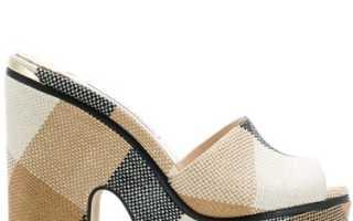 Обувь сланцы – на платформе, танкетке, босоножки, закрытые, резиновые, кожаные, с мехом