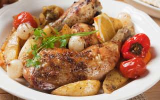 Курица с картошкой запеченная, тушеная или жареная – рецепты в мультиварке, духовке и на сковороде