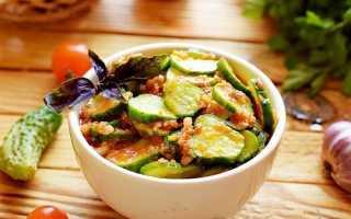 Огурцы в аджике на зиму – рецепты без стерилизации с кавказской, острой и сухой аджикой