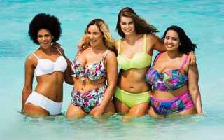 Модный купальник с юбкой – красивый танкини, спортивный, топ, закрытый, пляжный, вязаный, с рюшами, трусами, для полных, пожилых, плавания