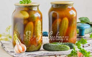 Маринованные огурцы – быстрый рецепт в пакете, рецепты хрустящих огурцов на зиму без стерилизации, с кетчупом чили и горчицей