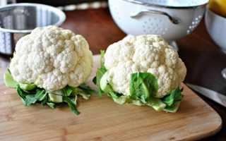 Как приготовить цветную капусту быстро и вкусно – разные способы обработки овоща