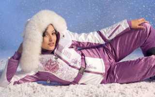 Модные женские зимние спортивные костюмы для девушек – теплые, с мехом, брендовые, лыжные, для прогулок