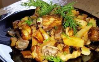 Молодая картошка – жареная в кожуре, в духовке с чесноком, с грибами, тушеная, на мангале, по-деревенски и другие рецепты