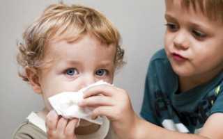 Как лечить зеленые сопли у ребенка, чем лечить? Капли для детей от зеленых соплей