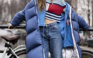 С чем носить кожаную куртку – укороченную, удлиненную, оверсайз, пиджак, с мехом, красную, черную, белую, бомбер, с юбкой, джинсами