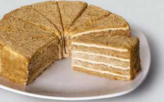 Классический медовик со сметанным, заварным, сливочным кремом – рецепты на сковороде или в мультиварке