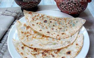 Кутабы с зеленью и сыром – рецепты теста и начинок по-азербайджански в домашних условиях