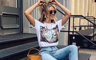 Модные женские майки 2020 – шелковые, вязаные, спортивные, короткая, длинная, с юбкой, джинсами, шортами, тренды, образы, с чем носить?