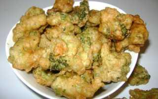 Брокколи в кляре в духовке, мультиварке, на сковороде – рецепты с яйцами, сыром,