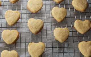 Домашнее песочное печенье на маргарине – рецепты с вареньем, через мясорубку и без яиц