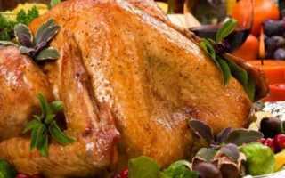 Маринад для индейки – рецепты для филе или голени перед жаркой или запеканием в духовке