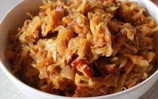 Очень вкусно тушеная капуста – рецепты блюда с мясом, рисом, шампиньонами