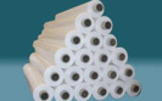 Полиэтиленовая пленка – строительная, армированная, парниковая, техническая, пищевая, термоусадочная и другие виды