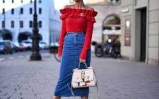 Модные юбки осень 2020 – длинные макси в пол, миди, короткие мини, карандаш, плиссе, джинсовые, с запахом, завышенной талией