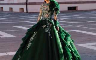 Модные красивые длинные платья в пол – черные, белые и красные, трикотажные и шифоновые