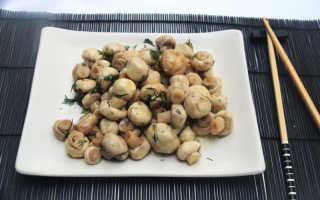 Грибы по корейски – рецепты шампиньонов, морских и древесных грибов и заготовка на зиму
