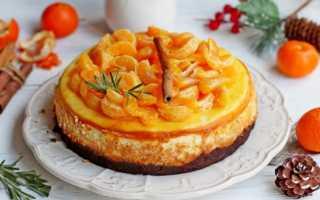 Мандариновый торт – варианты украшения и рецепты с грецкими орехами, шоколадом, маскарпоне