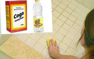 Плесень в ванной – как удалить на потолке, на герметике, на швах плитки?