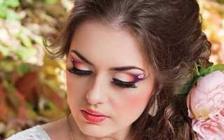 Красивый макияж на выпускной 2020 – нежный и яркий, легкий и естественный, для карих, зеленых, серых и голубых глаз