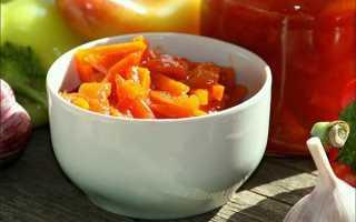 Перец в томатном соке на зиму – рецепты лечо с баклажанами, морковью и луком