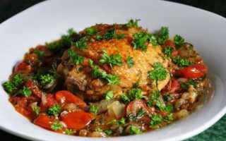 Курица с картошкой в мультиварке – рецепты жаркого, рагу и чахохбили, способ запекания целой птицы