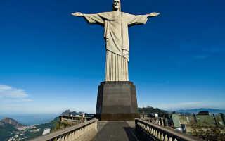 Андский Христос (Чили), Памятник Христу Искупителю, Cristo Redentor de los Andes – Чили