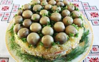 Простые салаты на день рождения – вкусные рецепты на праздничный стол из говядины, рыбы, грибов