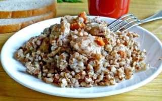 Гречневая каша с мясом в мультиварке или в духовке – рецепты с говядиной, свининой, курицей