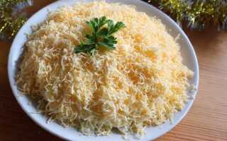 Салат «Мужские грезы» – рецепты с говядиной, курицей, картошкой, гранатом и другими ингредиентами