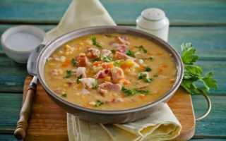 Гороховый суп в мультиварке с копченостями, ребрышками, курицей – классические и постные рецепты