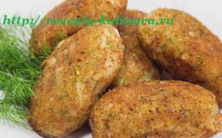 Постные котлеты из гречки с грибами, картофелем, капустой – рецепты из каши и хлопьев