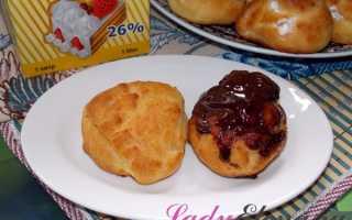 Заварные пирожные в домашних условиях – рецепты теста и крема для начинки
