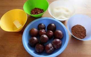 Варенье из сливы без косточек – рецепты в мультиварке, с какао, грецкими орехами и апельсином