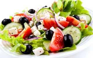 Греческий салат – рецепты с брынзой, фетаксой, фетой и моцареллой. Как приготовить заправку для греческого салата в домашних условиях?