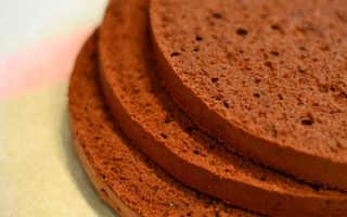 Бисквитный торт – очень вкусный и простой рецепт. Чем пропитать бисквитные коржи для торта?