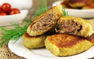 Колдуны из картофеля с фаршем – рецепты с капустой и картофельным пюре. Как приготовить колдуны из картофеля с фаршем?