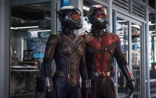 Лилли Эванджелин: сын оценил меня в роли Осы в супергеройском боевике «Человек-муравей и Оса»!