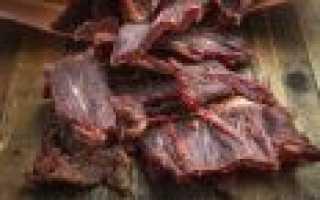 Вяленое мясо – рецепты в домашних условиях из говядины, свинины и куриной грудки