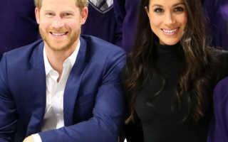 Принцу Гарри и Меган Маркл пришлось вернуть часть свадебных подарков