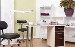 Маникюрный стол – какими аксессуарами дополнить рабочее место, как правильно сделать стол своими руками?