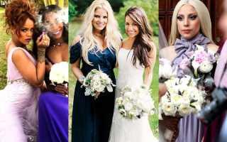 25 звездных подружек невесты, которые чуть было не затмили новобрачных